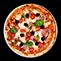 Pizza à la Marina Holyder