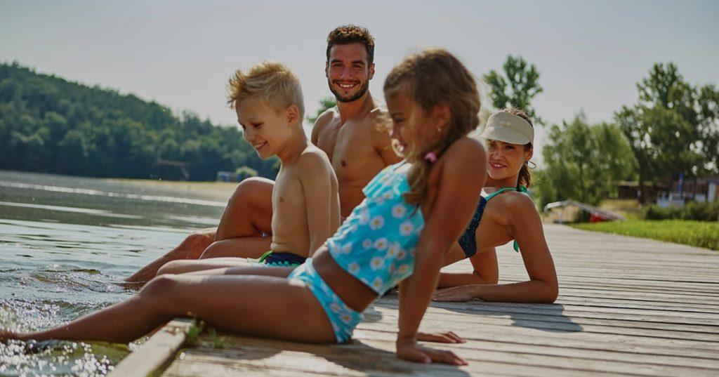 Vacances pas chères au Lac du Der