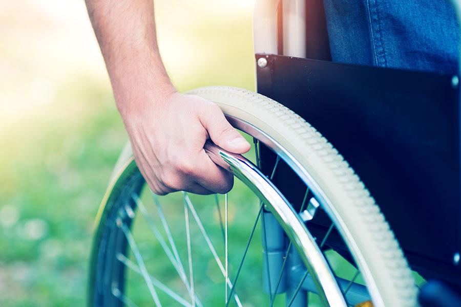 Accessible aux personnes à mobilité réduite