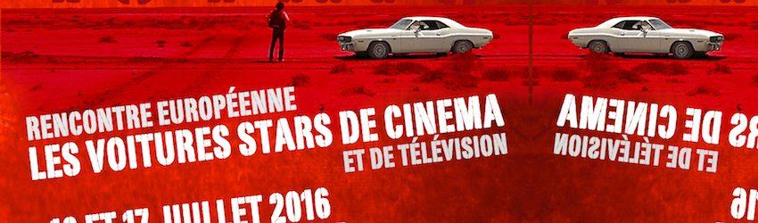Rencontre Européenne des voitures stars à Saint-Dizier