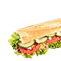 Sandwichs à la Marina Holyder